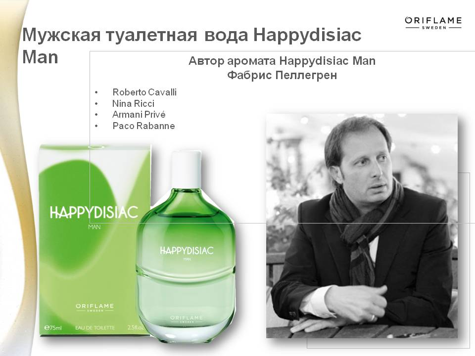 voda Happydisiac Man