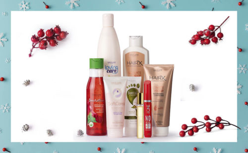 New Year with Oriflame